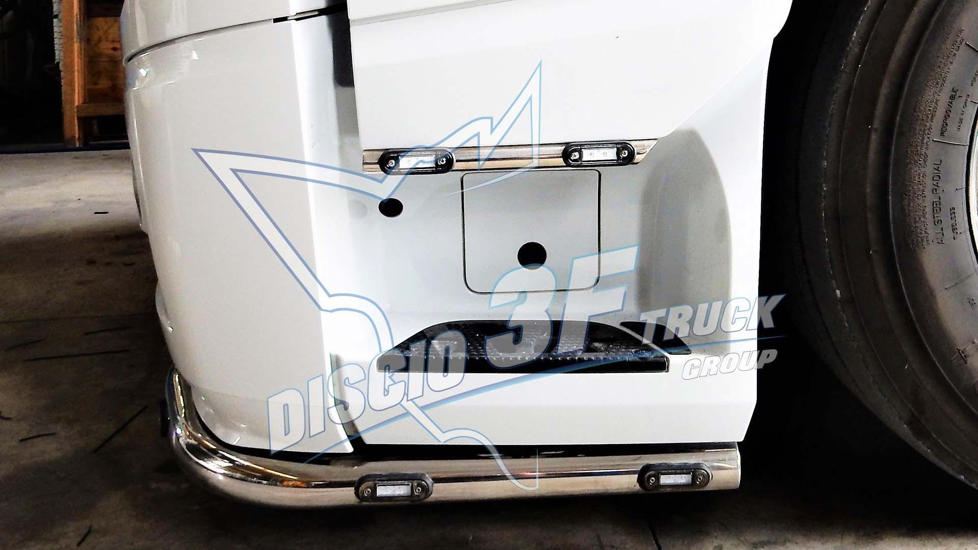 Tubi Sotto Portiera, Volvo FH4
