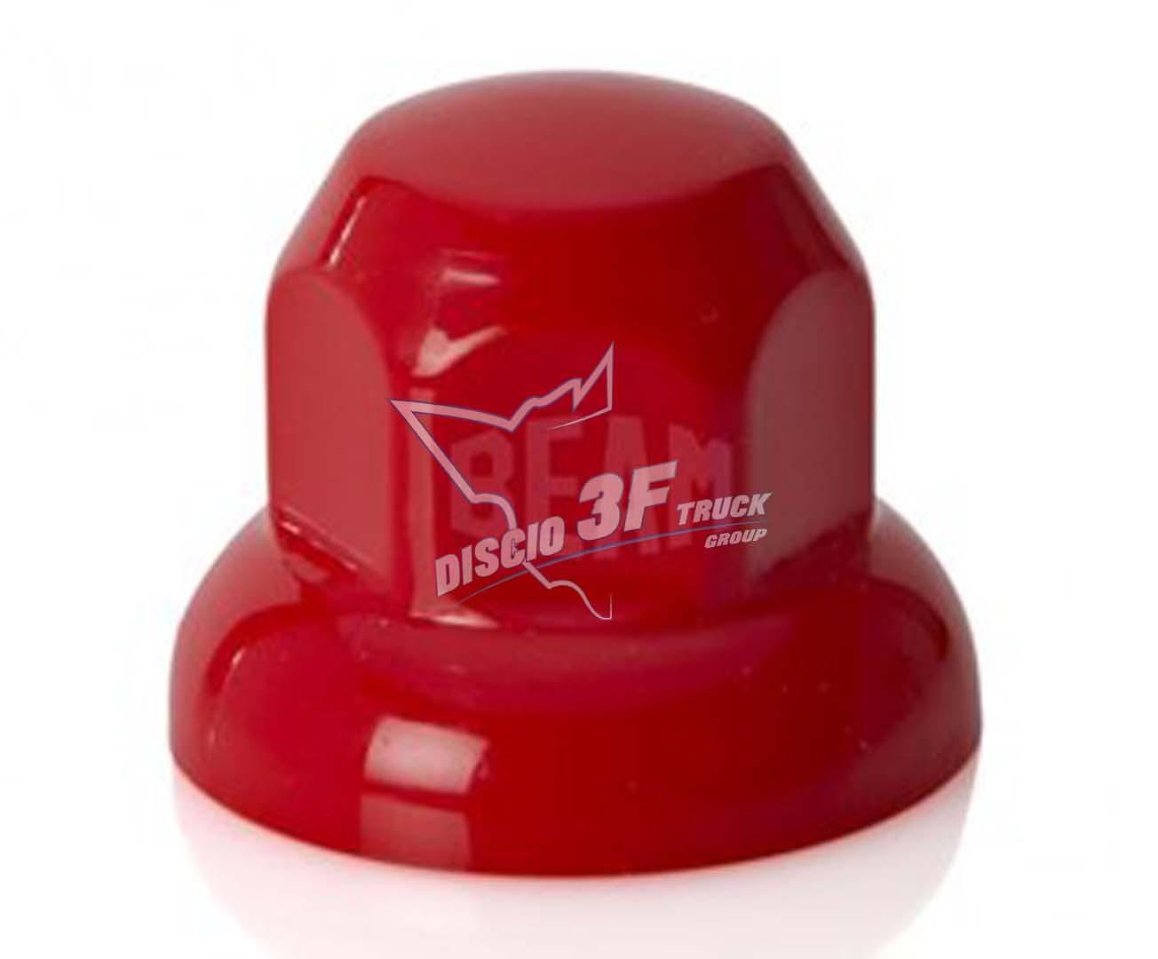 Copri Dado 32mm Rosso, Beam