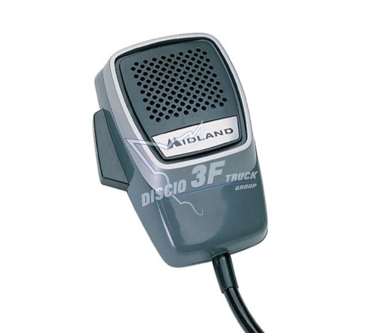 Microfono Originale Per Alan 48