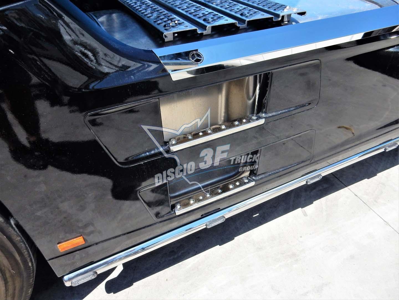 Copertura Gradini Minigonna, Mercedes MP4