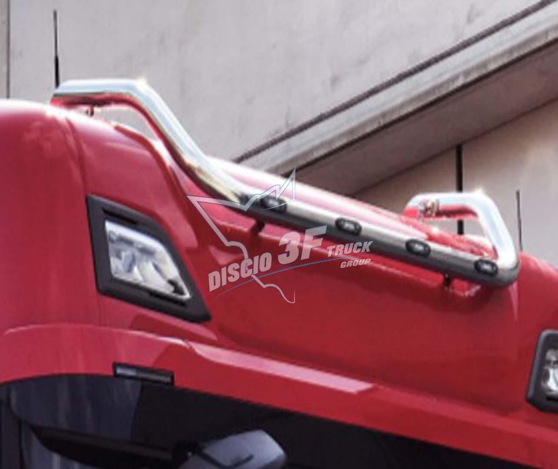Supporto Fari Corto Modello Stretto, Scania N/G