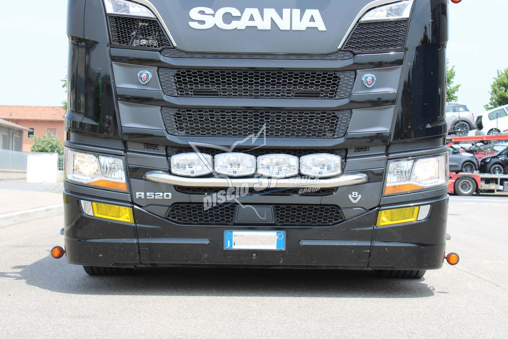 Palo Mascherina, Scania N/G