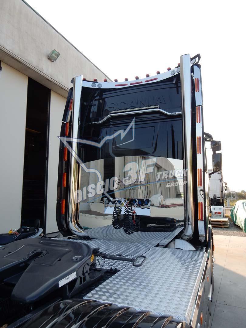Scarico Verticale, Scania N/G