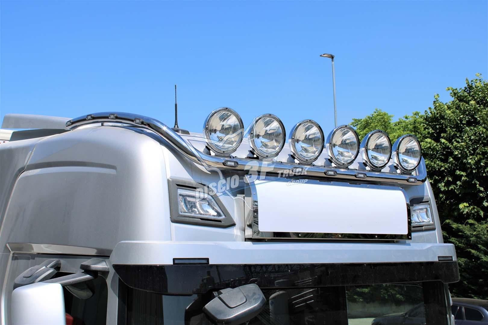 Insegna Luminosa, Scania N/G