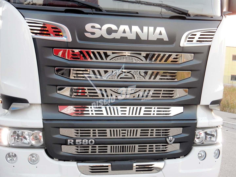 Kit Mascherina V8 Nuovo Modello