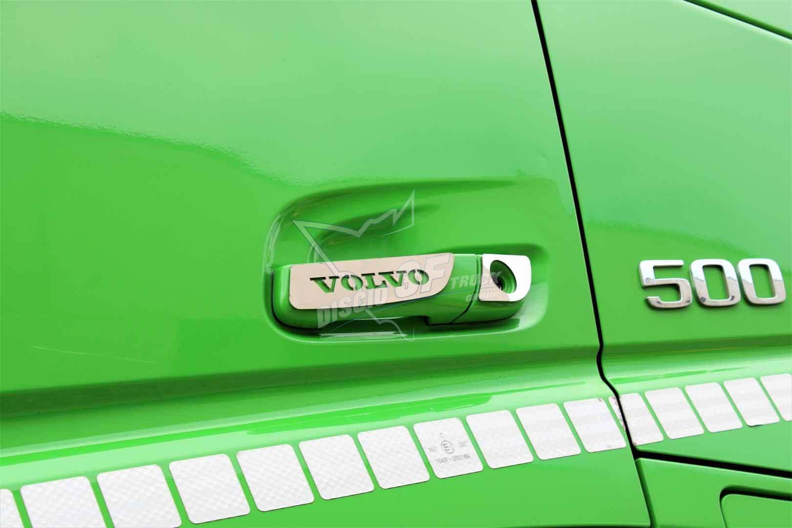 Kit Placche Centrali Maniglia, Volvo FH4