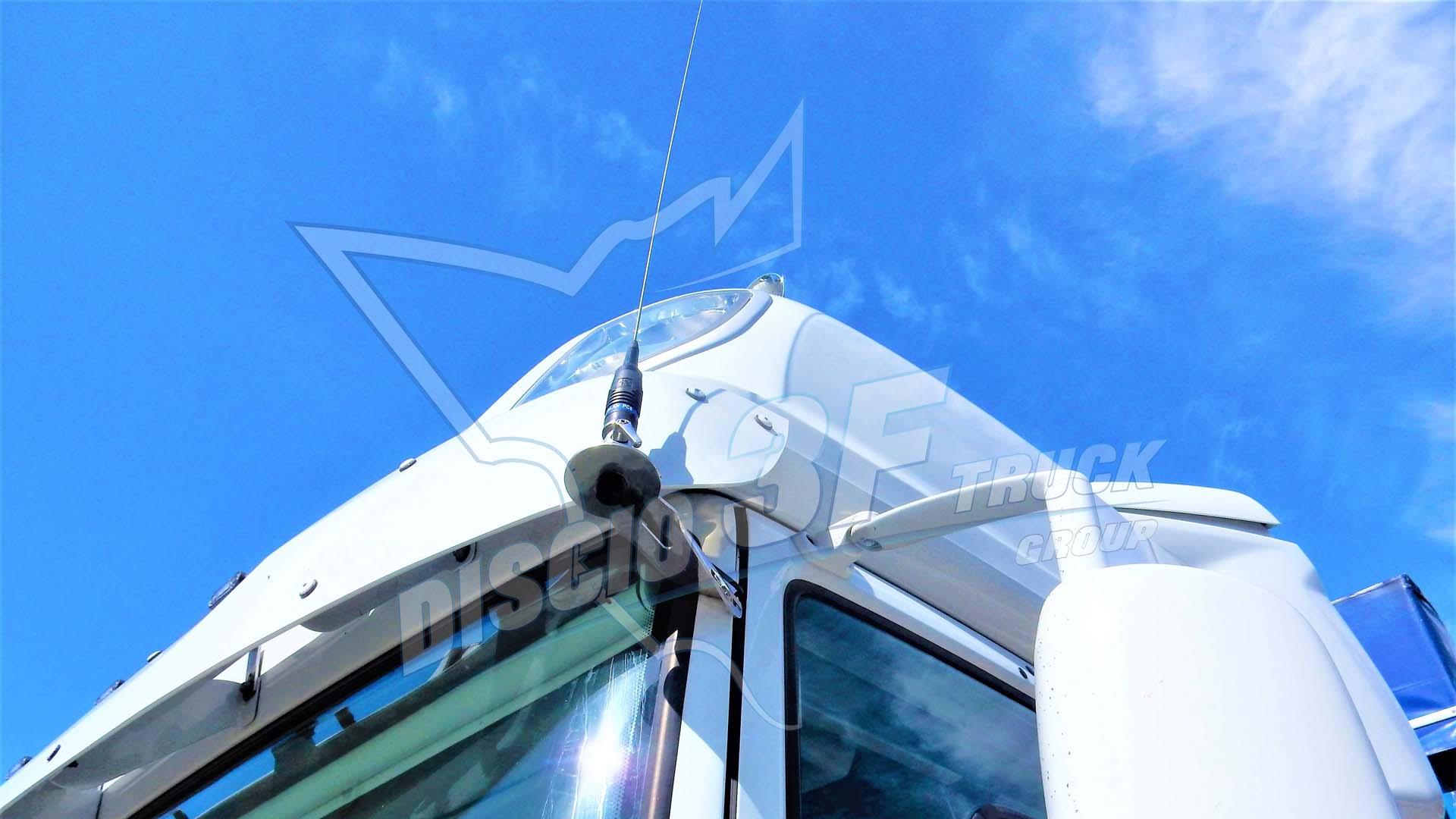 Staffa Porta Antenna C.B, Daf106