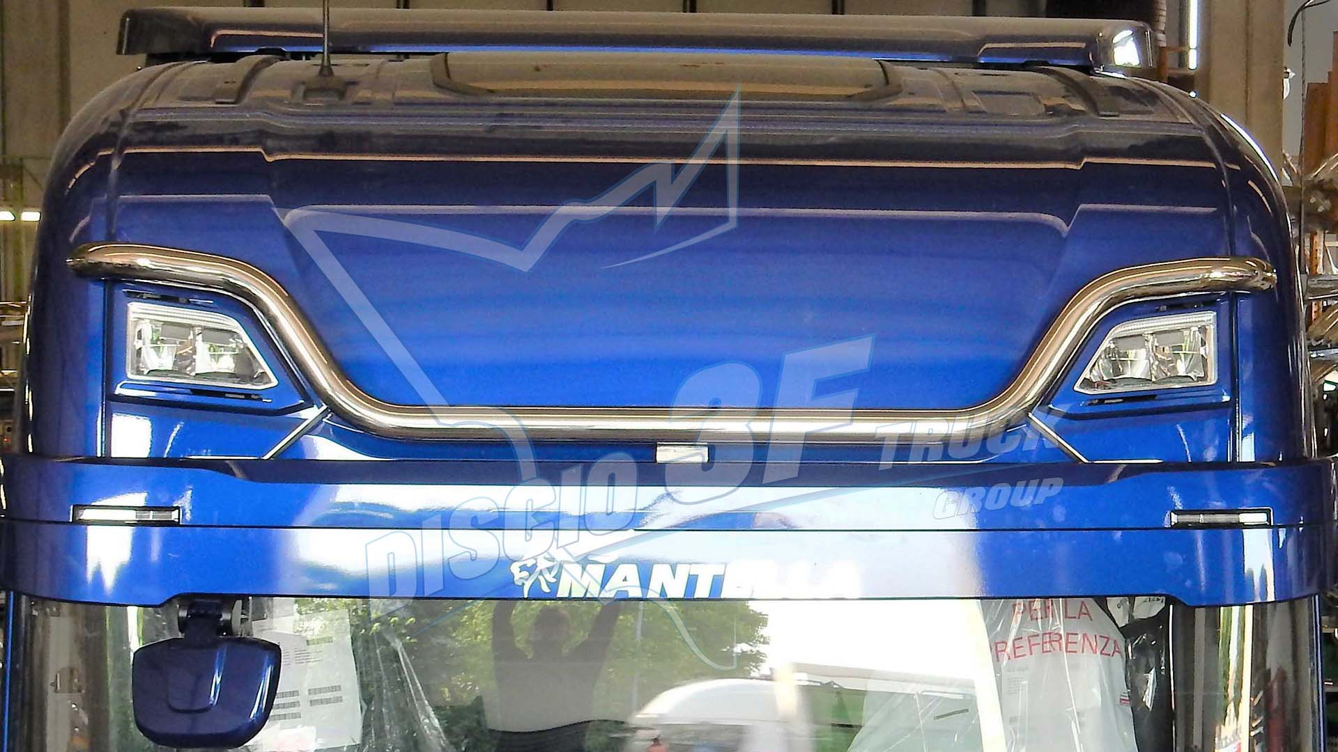 Palo Sopra Visiera CTC, Scania N/G