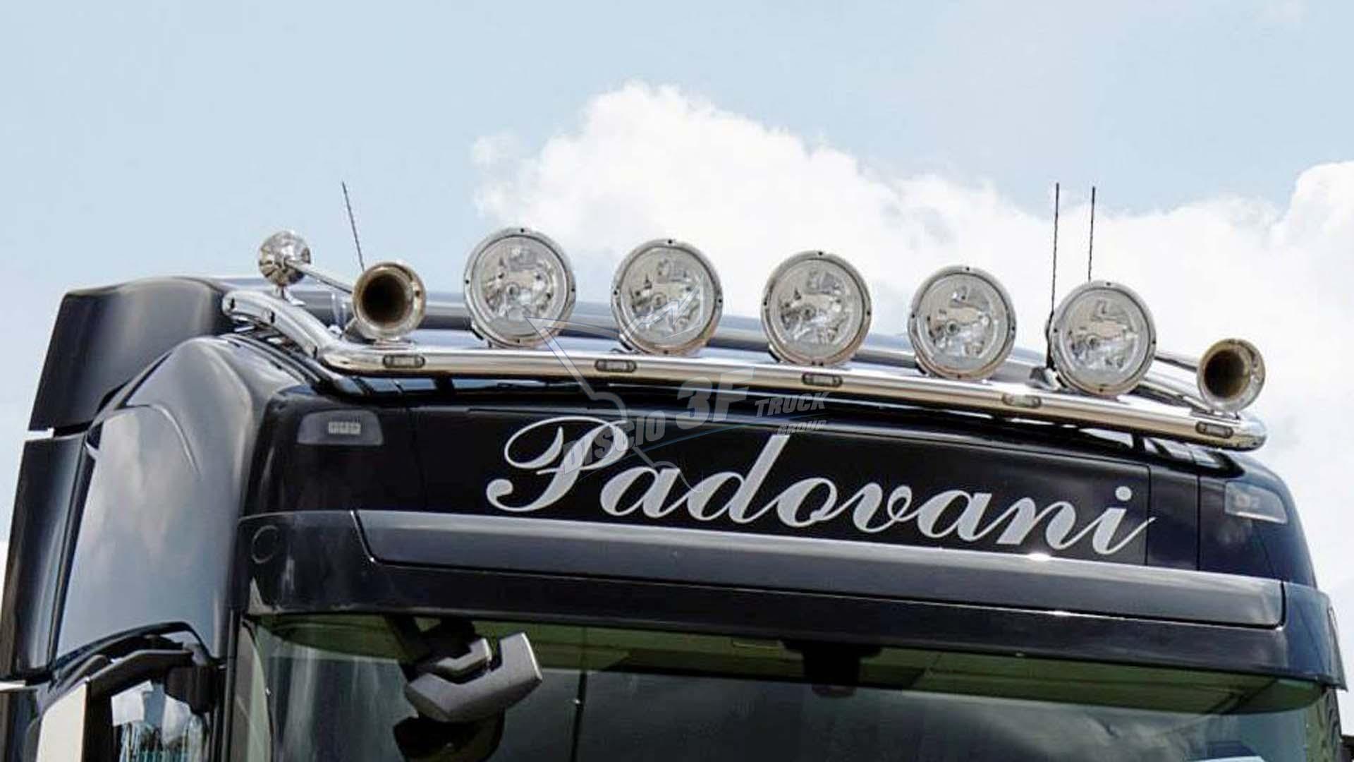 Supporto Fari Corto, Volvo FH4
