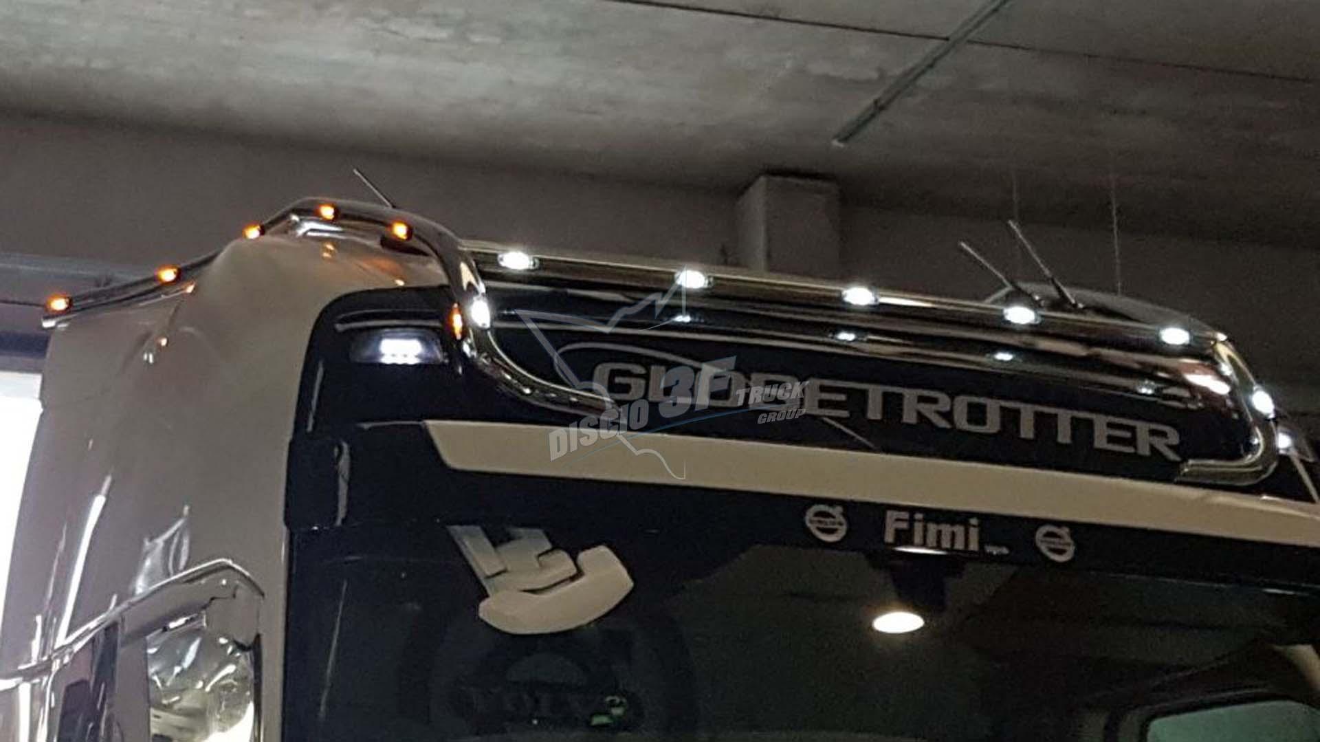 Supporto Fari H XXL, Volvo V4