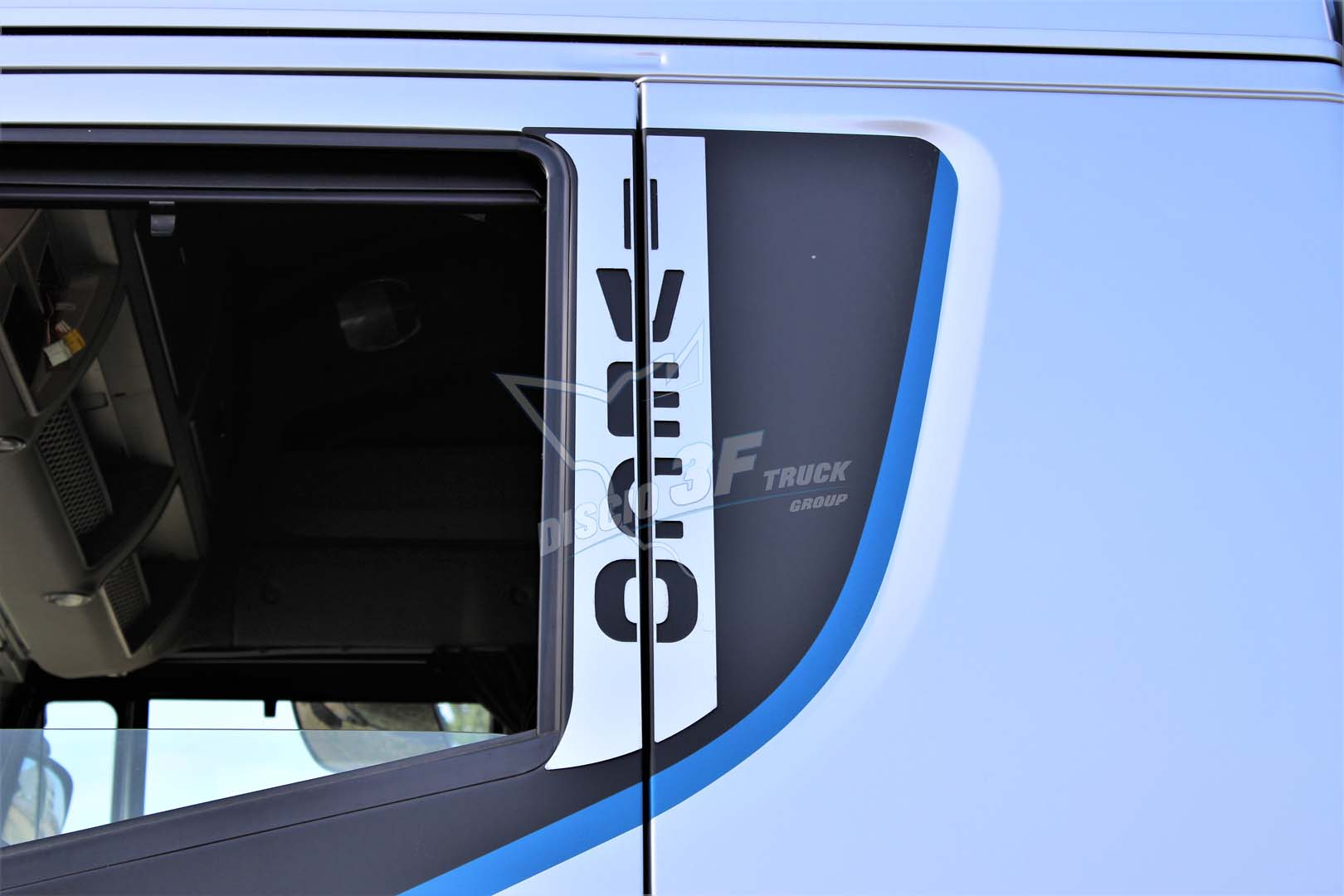 Placche Portiera, Iveco Hi-Way.