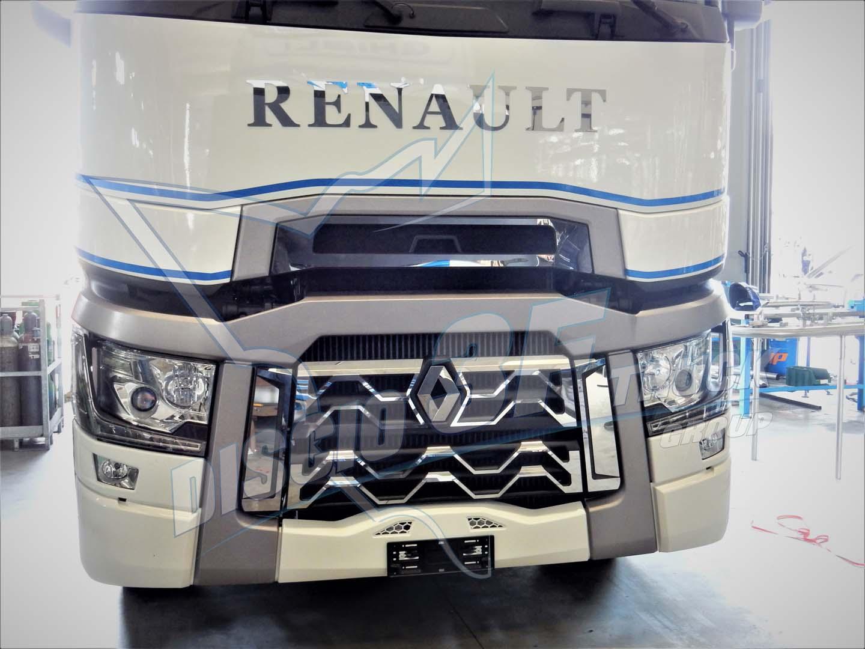 Kit Placche Mascherina, Renault T.
