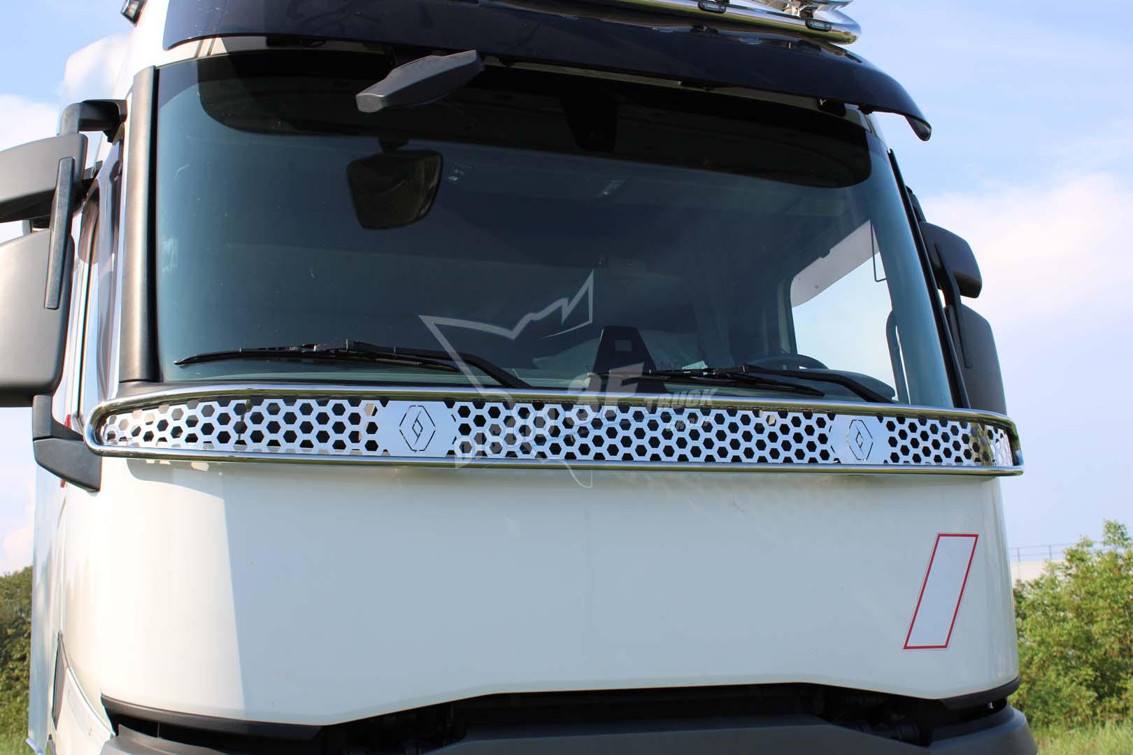 Griglia Para Tergi, Renault T.