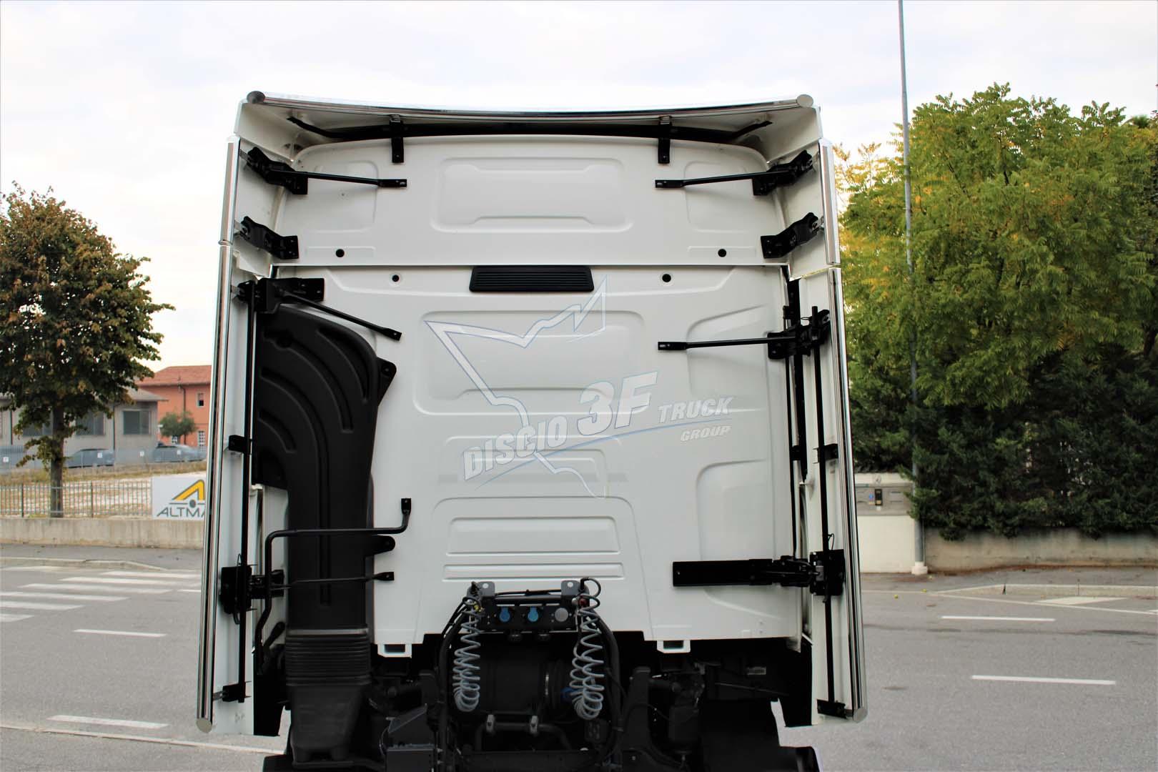 Kit Tubi Retro Spoiler, Renault T.